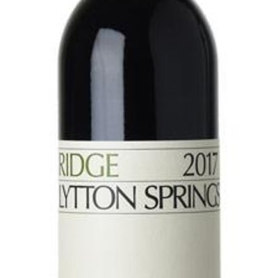 "Ridge ""Lytton Springs"" Zinfandel 2017"