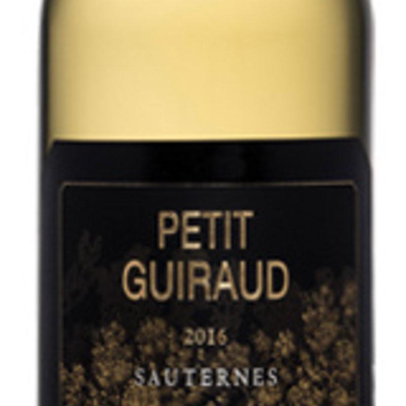 Petit Guiraud Sauternes 2016