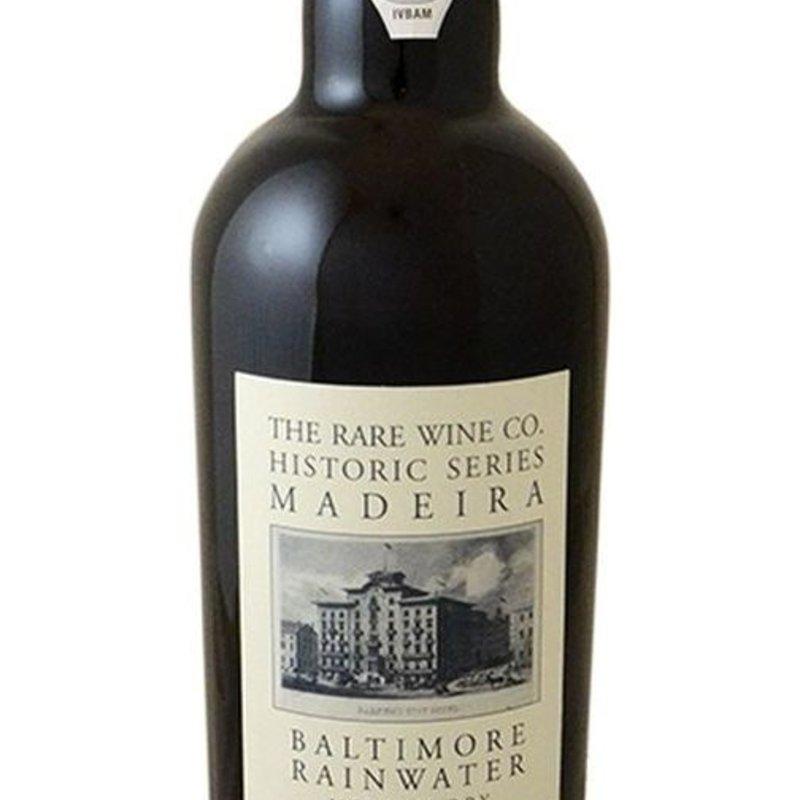 """Rare Wine Company Historic Series Madeira """"Baltimore Rainwater"""""""