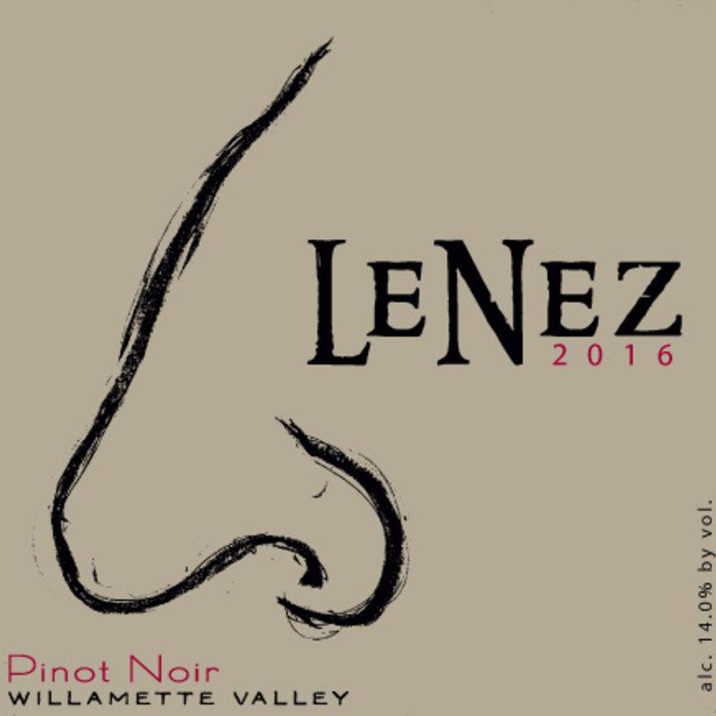 "Lenne ""LeNez"" Pinot Noir 2016"