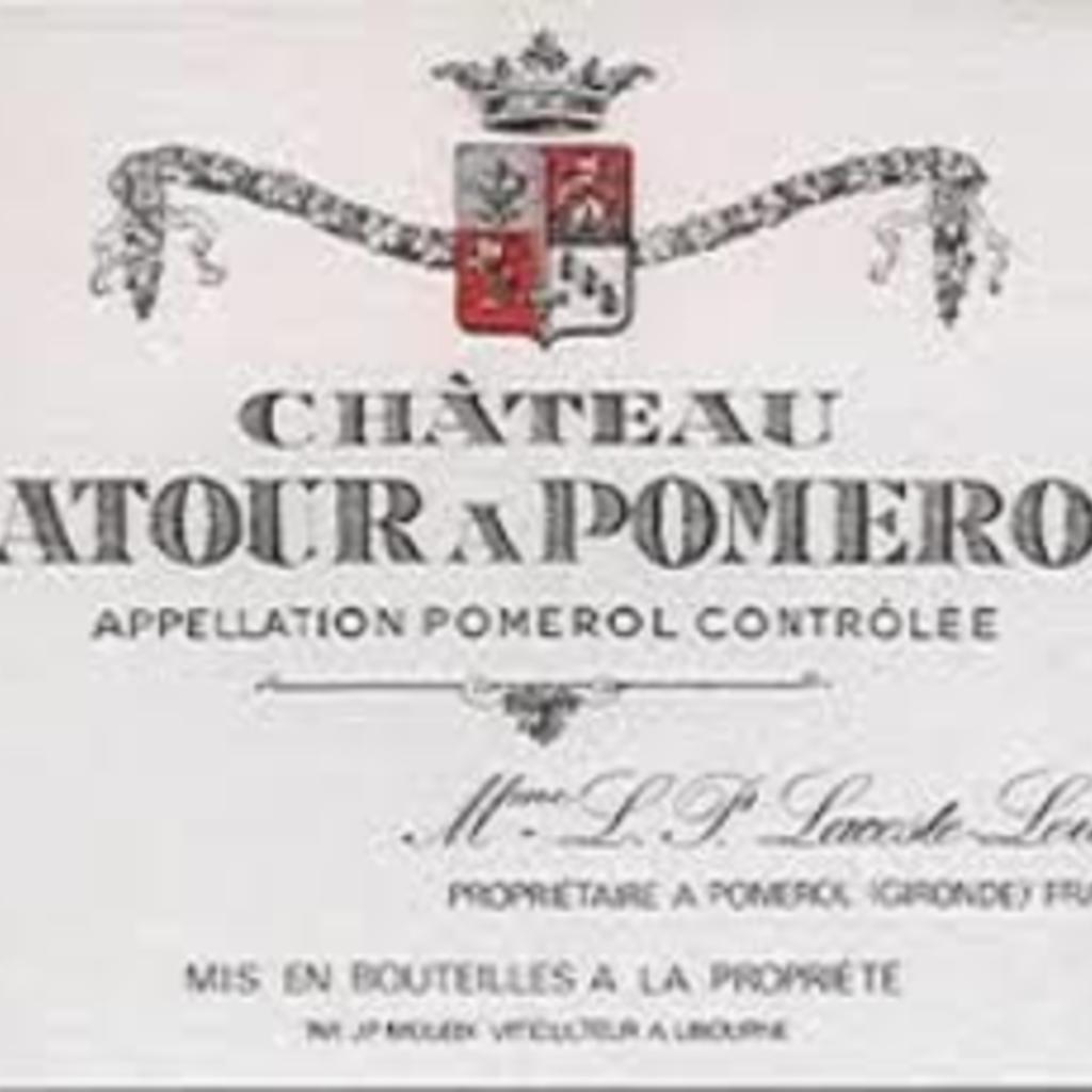 Chateau Latour 2012