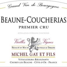 Michel Gay et Fils Beaune-Coucherias 2016