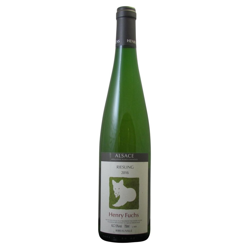Henry Fuchs Pinot Blanc-Auxerrois 2018