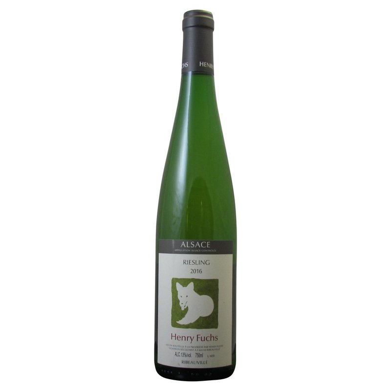 Henry Fuchs Pinot Blanc-Auxerrois 2018