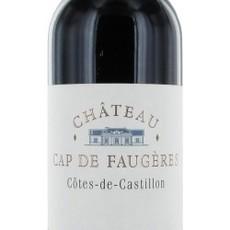 Chateau Cap de Faugeres Castillon 2016