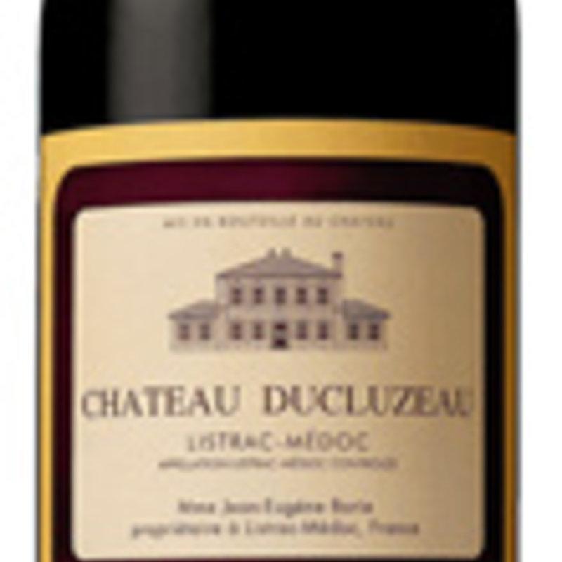 Chateau Ducluzeau Listrac-Medoc 2016