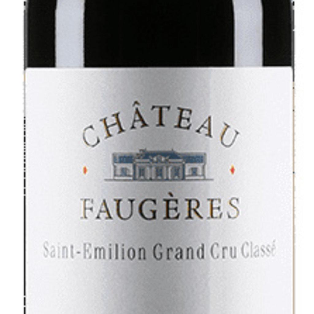 Chateau Faugeres Saint-Emilion Grand Cru 2015