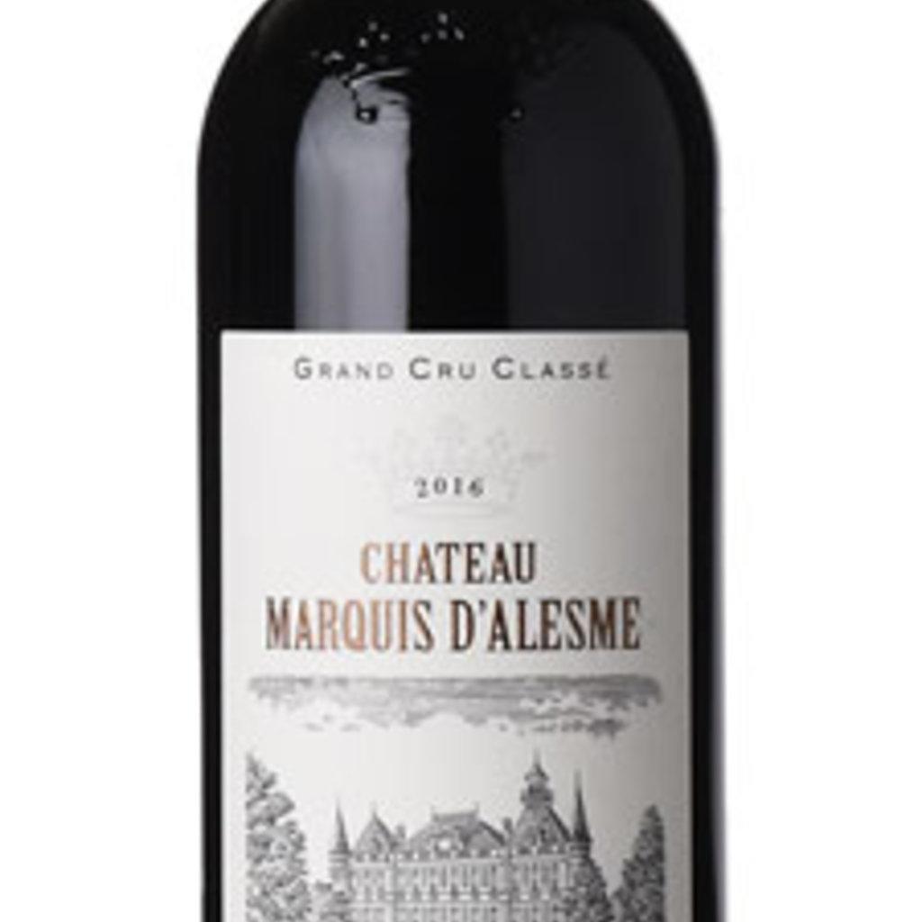 Chateau Marquis D'Alesme Margaux 2016