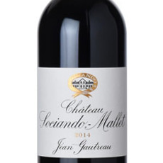 Gautreau Chateau Sociando-Mallet 2014