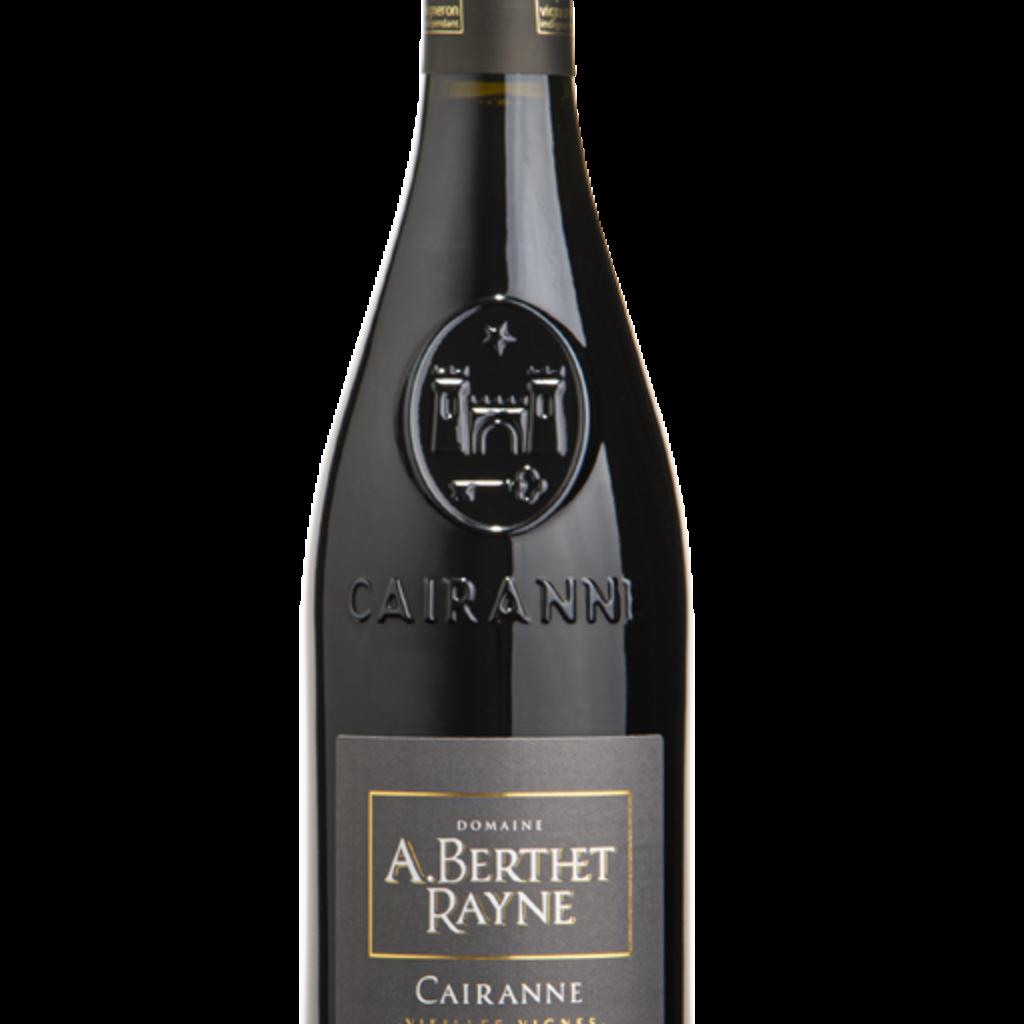 Domaine Berthet-Rayne Cairanne Vieilles Vignes 2018
