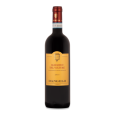 D'Angelo Aglianico Vulture 2016