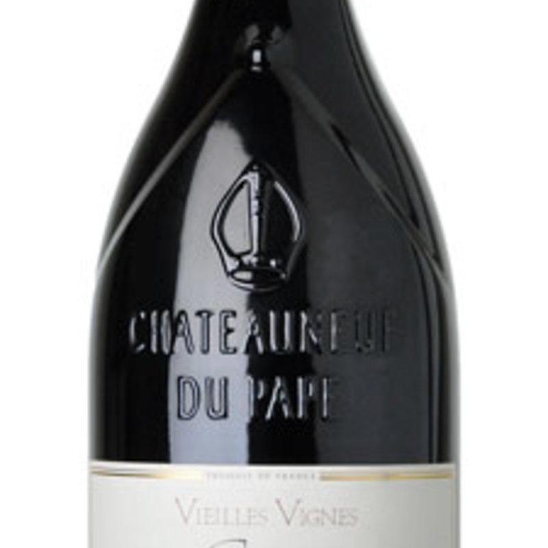 Clos Saint Jean Chateauneuf du Pape Vieilles Vignes 2017