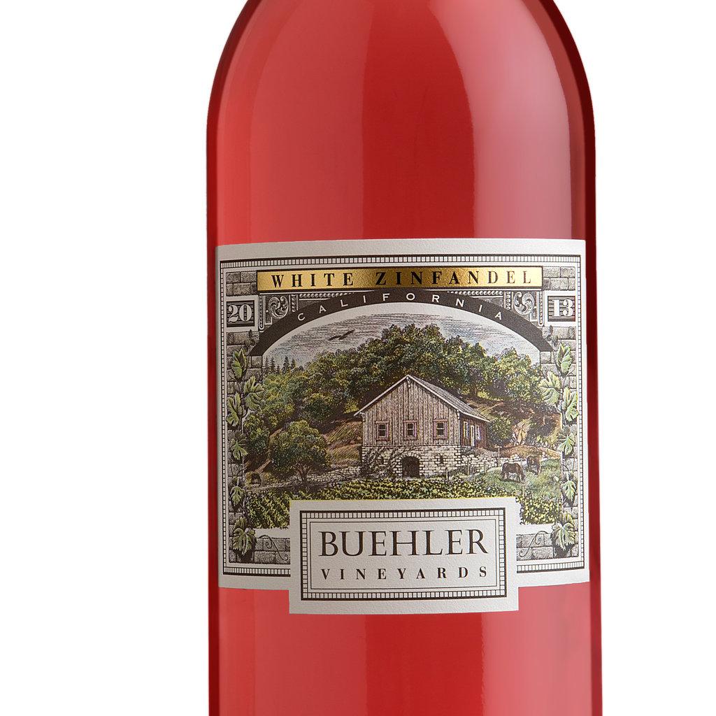 Buehler Vineyards White Zinfandel 2019