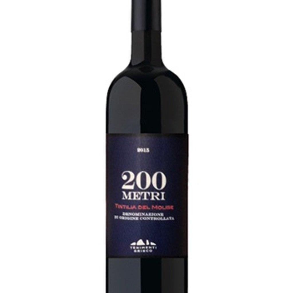 Tenimenti Grieco 200 Metri Tintilia del Molise 2016