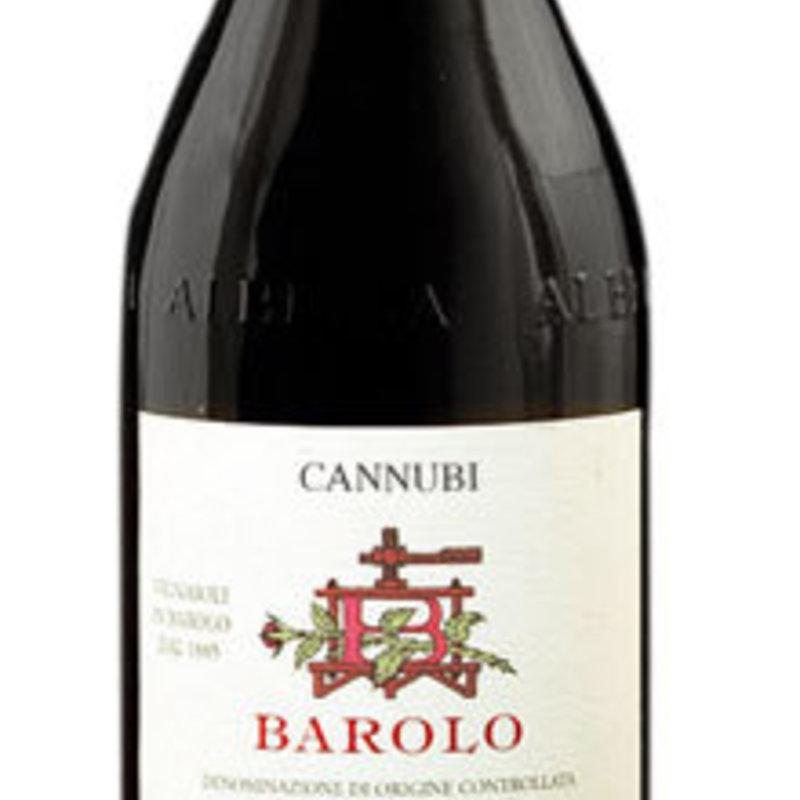 Brezza Cannubi Barolo 2015