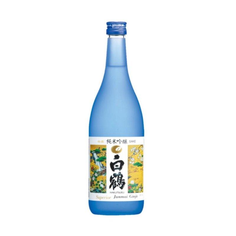 """Hakutsuru """"Junmai Ginjo"""" Sake"""