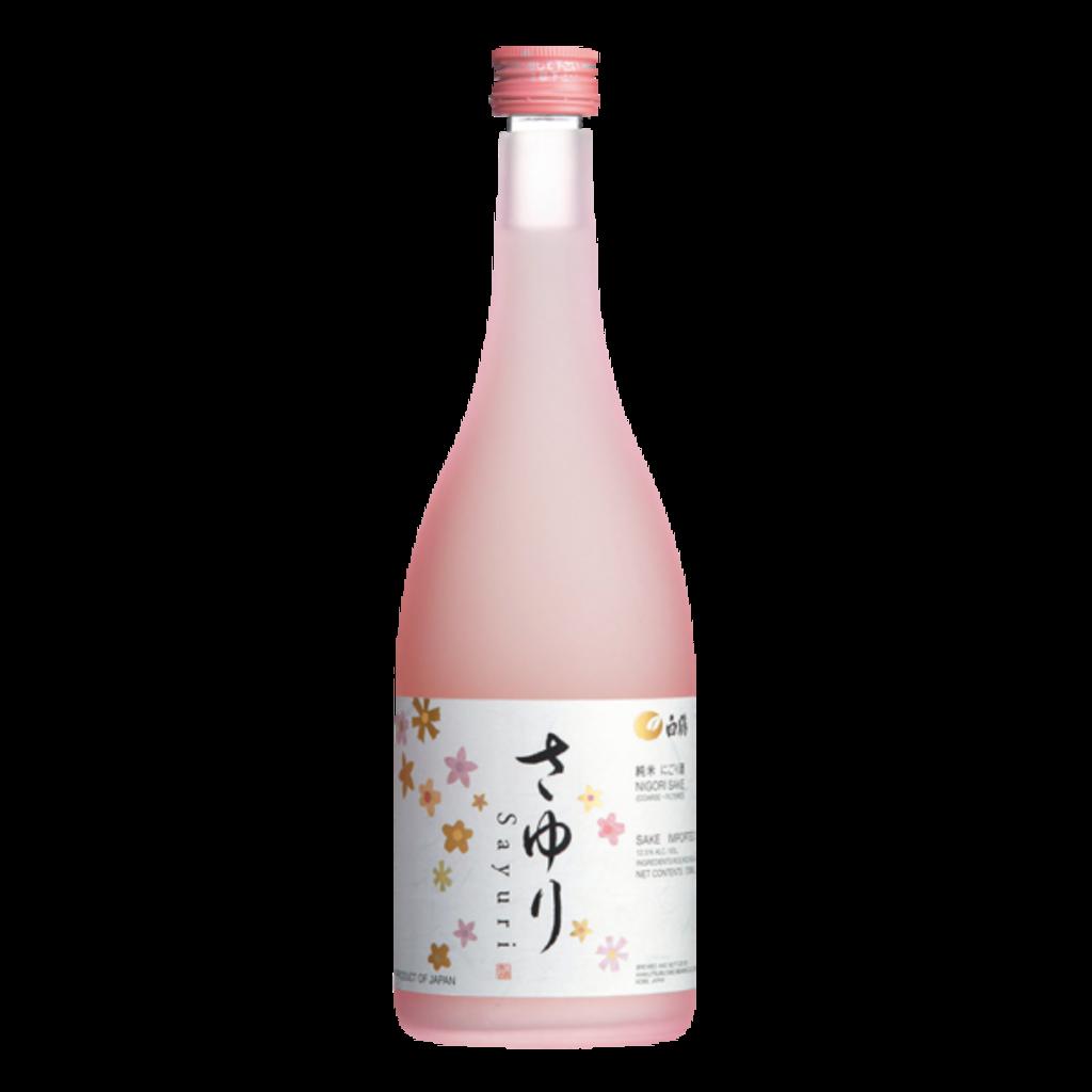 """Hakutsuru """"Sayuri"""" Nigori Sake"""