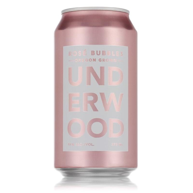 Underwood Rose Bubbles Can