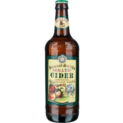 Samuel Smith Organic Cider 18.7oz