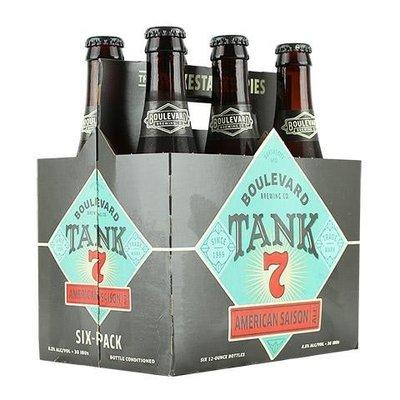 Boulevard Brewing Company Tank 7 Farmhouse Ale, 6-Pack