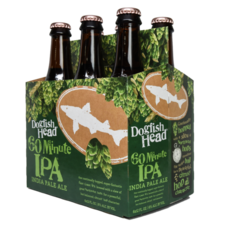 Dogfish Head Brewery 60 Minute IPA 6-Pack Bottles