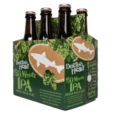 Dogfish Head Bottles 60 Minute IPA 6-Pack