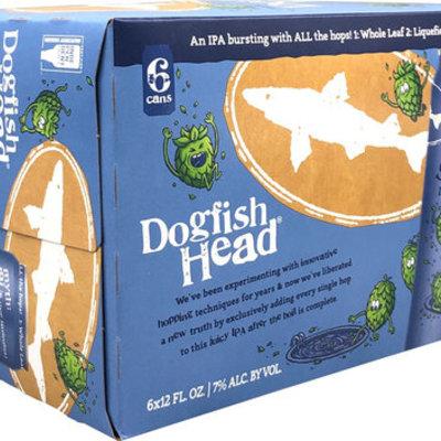 Dogfish Head Liquid Truth Serum IPA 6-Pack Cans