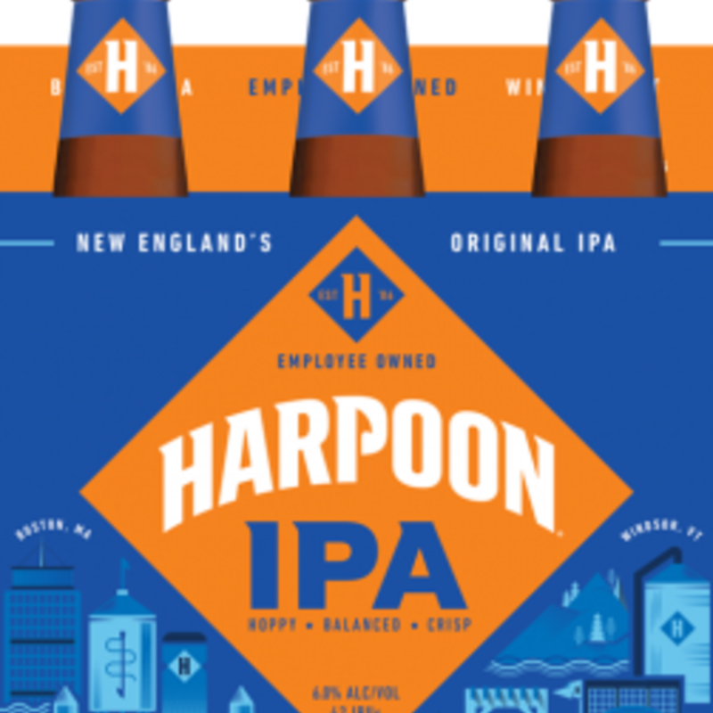 Harpoon IPA 6-Pack