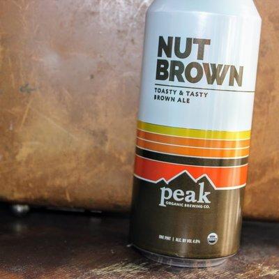Peak Brewing Organic Nut Brown Ale 6-Pack