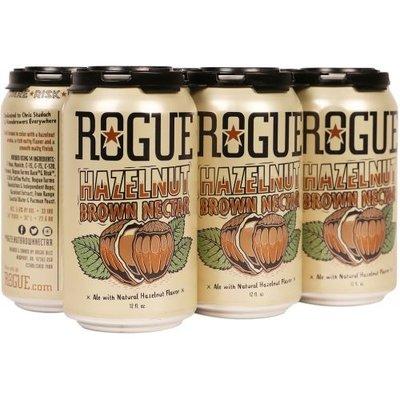 Rogue Hazelnut Brown Nectar 6-Pack