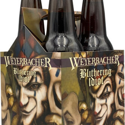 Weyerbacher Blithering Idiot 4-Pack
