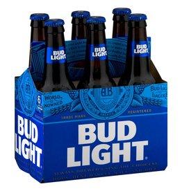 Bud Light, 6-Pack Bottle