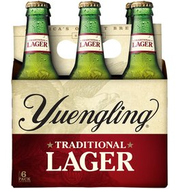 Yuengling Lager 6-Pack Bottle