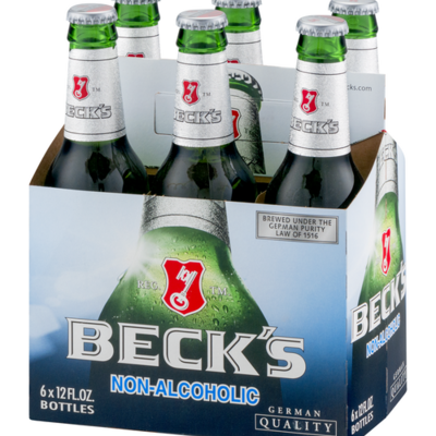Beck's Non-Alcoholic, 6-Pack