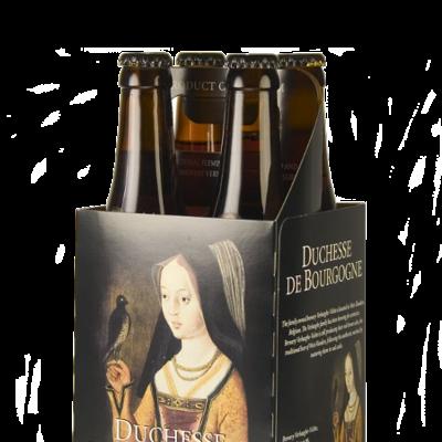 Brouwerij Verhaeghe Duchesse de Bourgogne Ale, 4-Pack