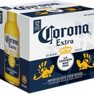 Corona, 12-Pack Bottle