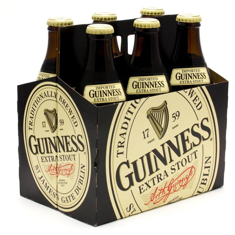 Guinness Extra Stout 6-Pack