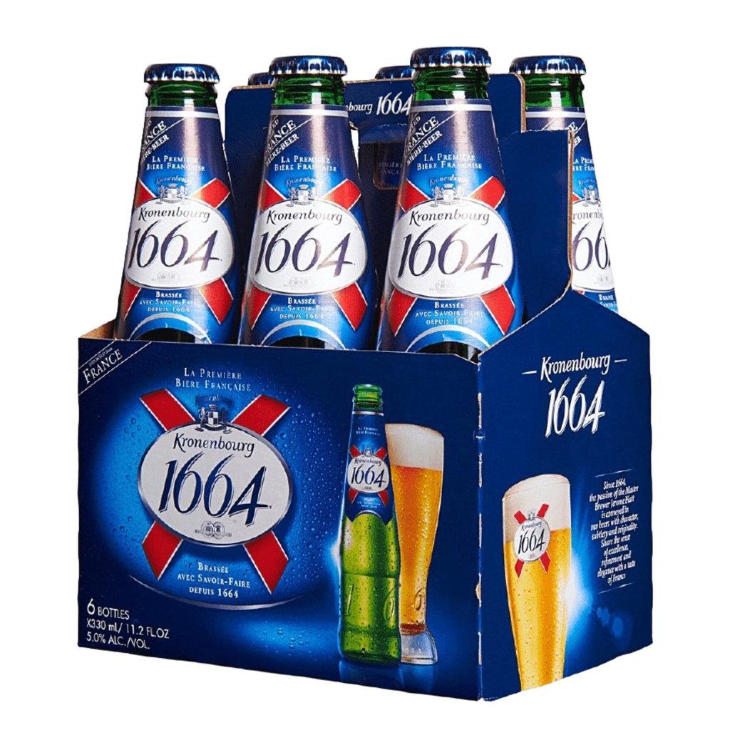 Kronenbourg 1664 6-Pack