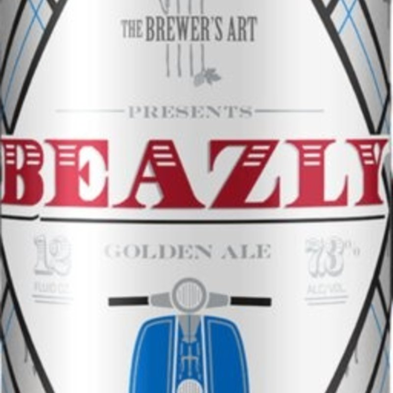Brewer's Art Beazly Golden Ale, 6-Pack