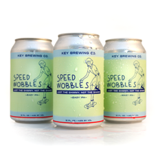 Key Brewing Speed Wobbles Session IPA 6-Pack