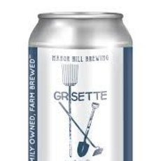 Manor Hill Brewing Grisette Farmhouse Ale 6-Pack