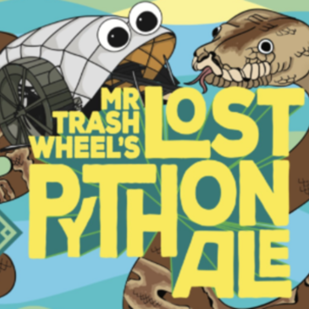 Peabody Heights Mr. Trash Wheel's Lost Python Session IPA6-Pack