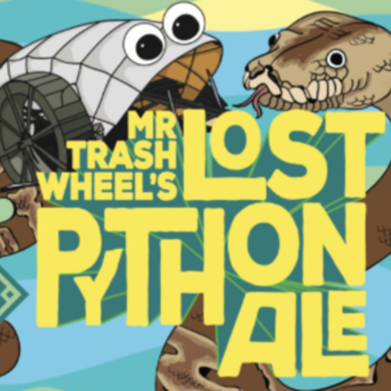 Peabody Heights Mr. Trash Wheel's Lost Python Session IPA 6-Pack
