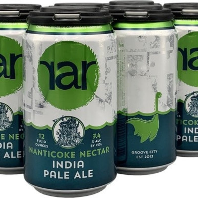 RAR Brewing Nanticoke Nectar IPA 6-Pack