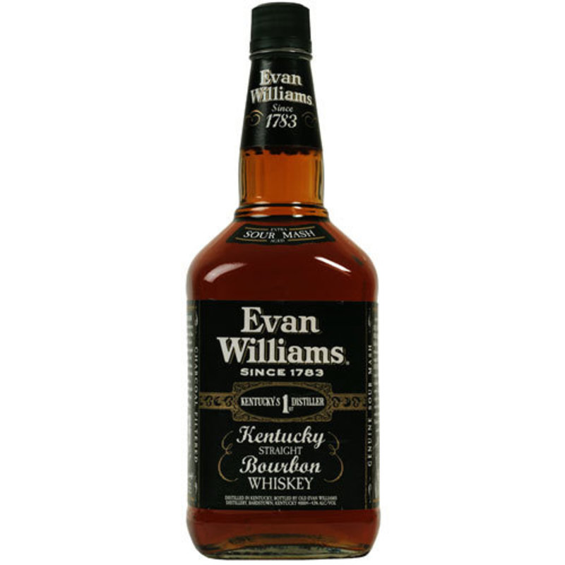 Evan Williams Kentucky Bourbon
