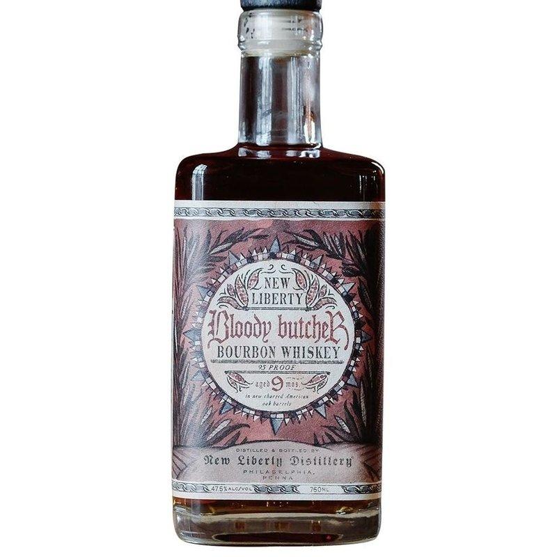 New Liberty Bloody Butcher Bourbon Whiskey