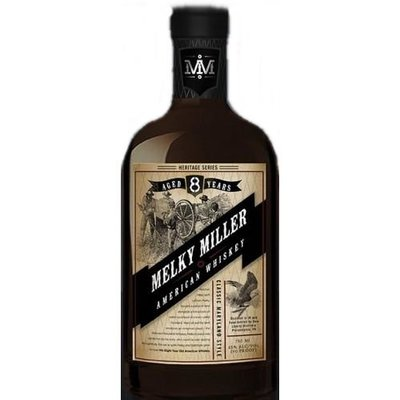 New Liberty Distillery Melky Miller American Whiskey