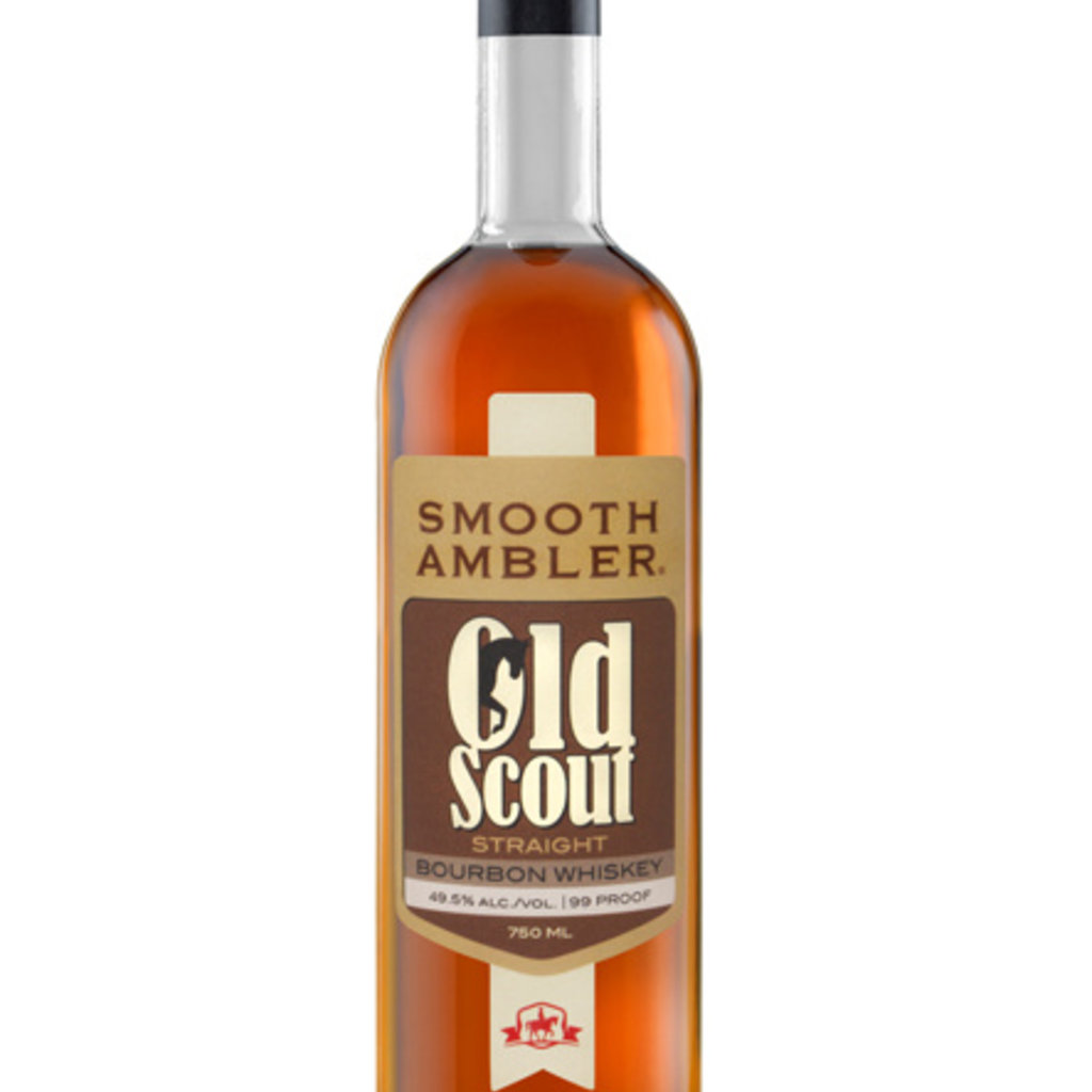 Smooth Ambler Spirits Old Scout Straight Bourbon