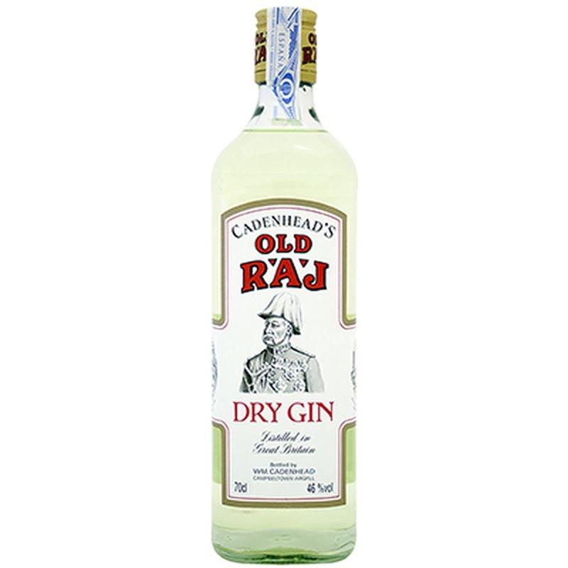 Cadenhead's Old Raj Red Label Dry Din