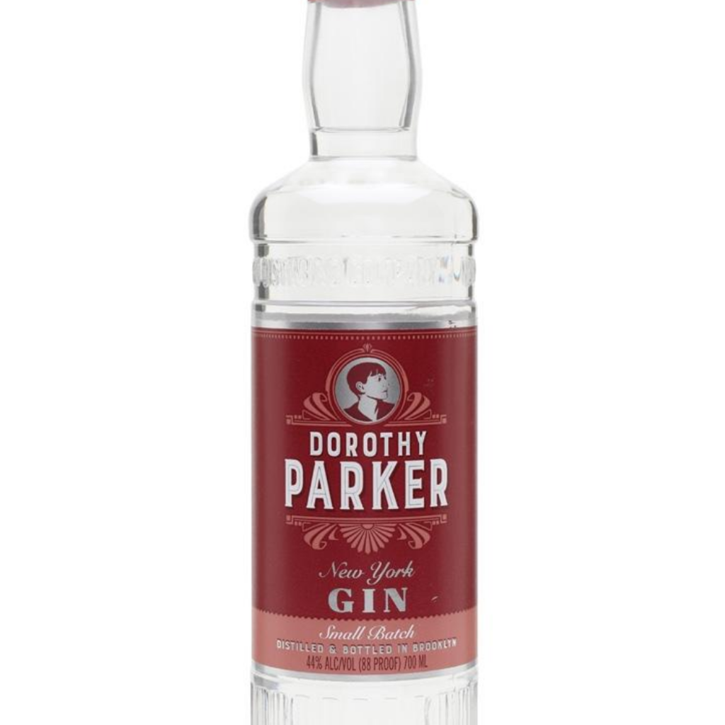 Dorothy Parker New York, Small Batch Gin